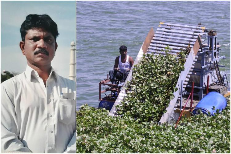 Saving Telanganas fishing communities one lake at a time Meet Godusu Narasimha