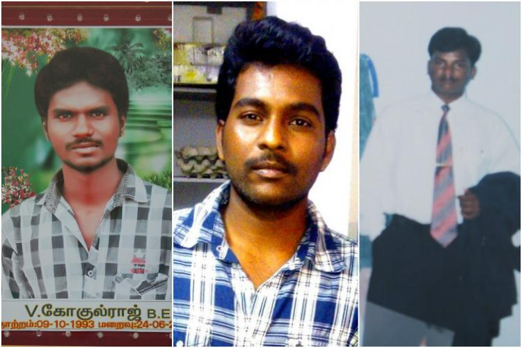 Tamil Nadus Dalit blind spot Why Rohiths death blew up but Senthil and Gokulraj were ignored