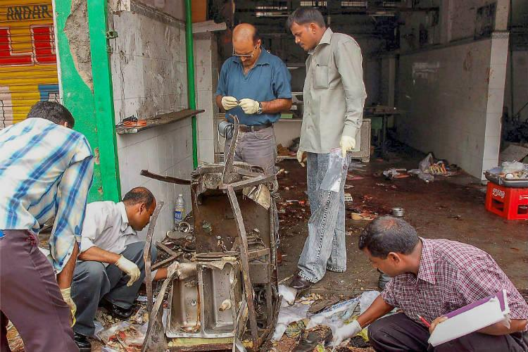 Hyderabad twin blasts case Two convicts sentenced to death