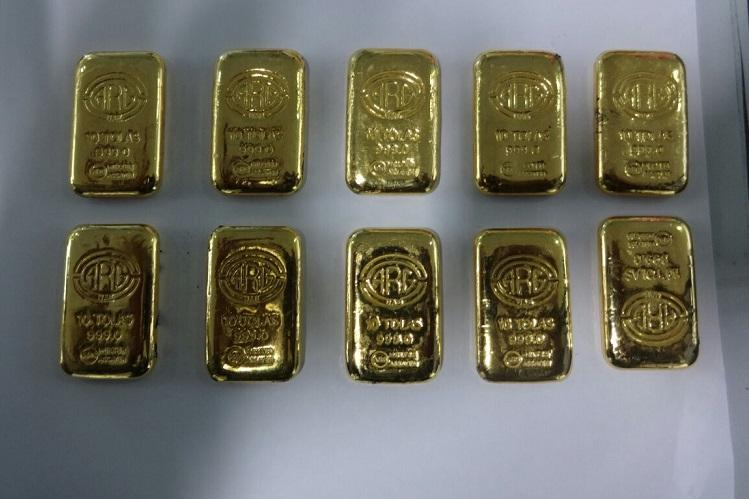 Jet Airways employee arrested at Mangaluru airport for smuggling gold