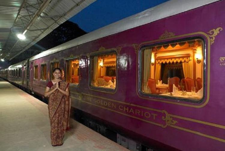 Why is Karnataka govt bent on operating the loss making Golden Chariot train