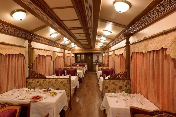 Luxury train Golden Chariot to become more affordable promises Ktaka govt