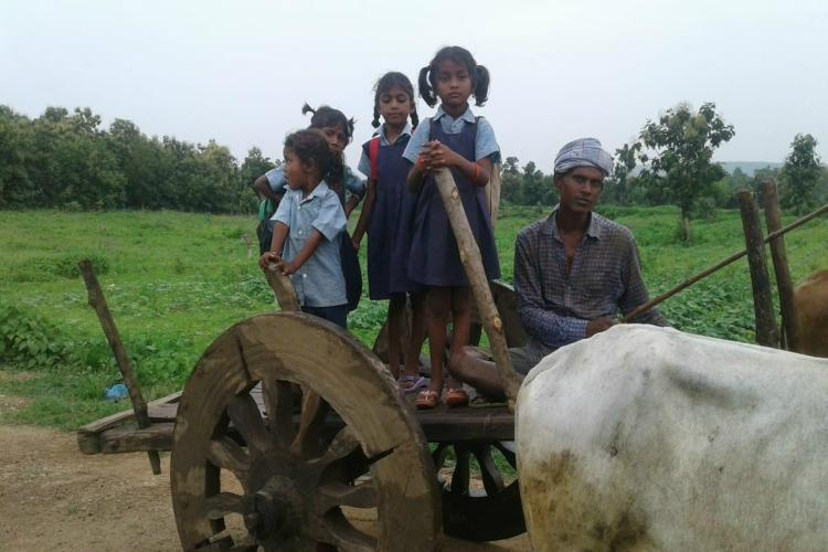 How a 2 km kachcha road is changing lives in this Adivasi hamlet in Telangana