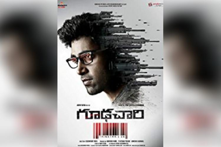 Goodachari teaser out Adivi Seshs thriller is high on action