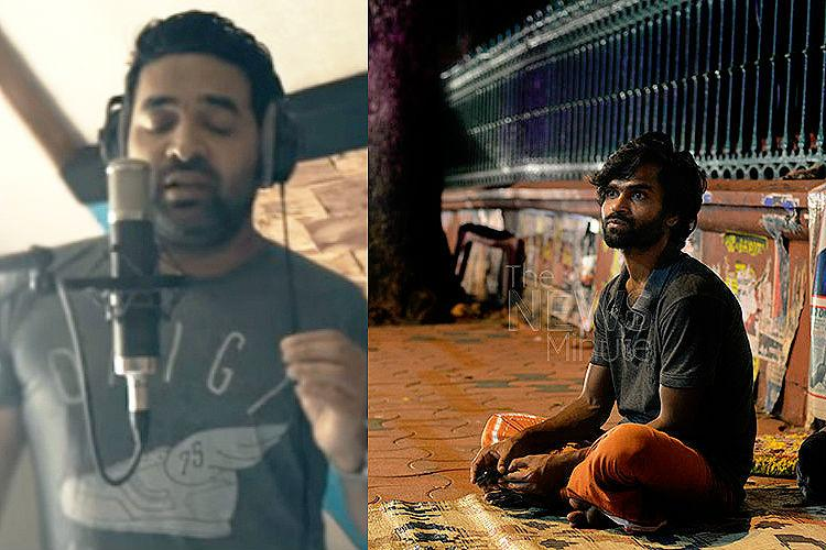 Youre not alone Malayalam composer Gopi Sunders song for Sreejith goes viral
