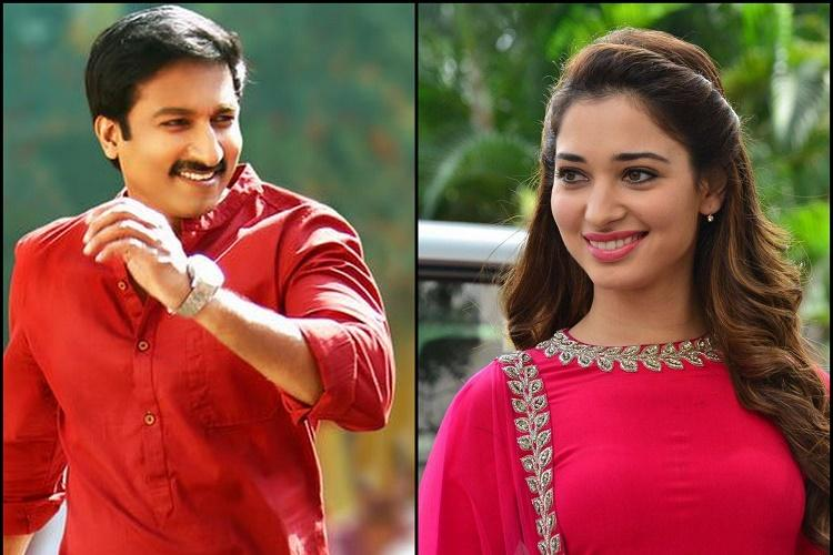 Gopichand and Tammannah join hands for Telugu sports drama