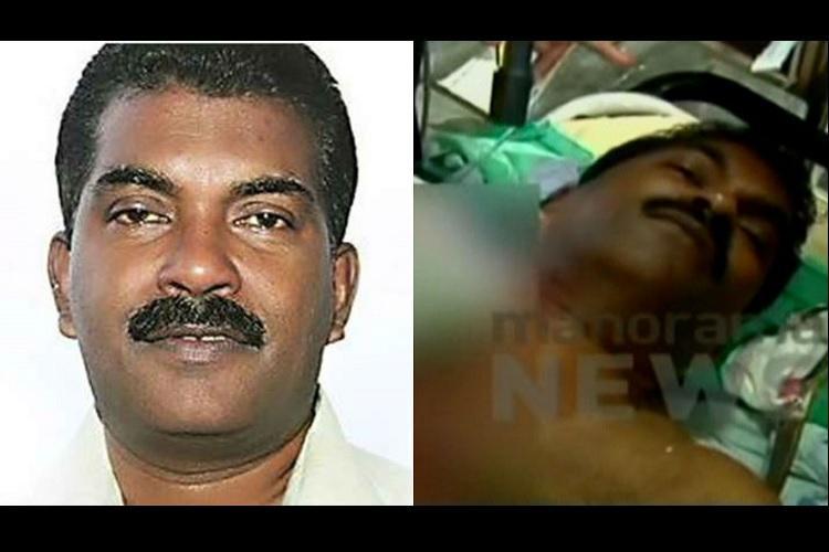 Kerala CITU leader stabbed during protest against Uber in Ernakulam