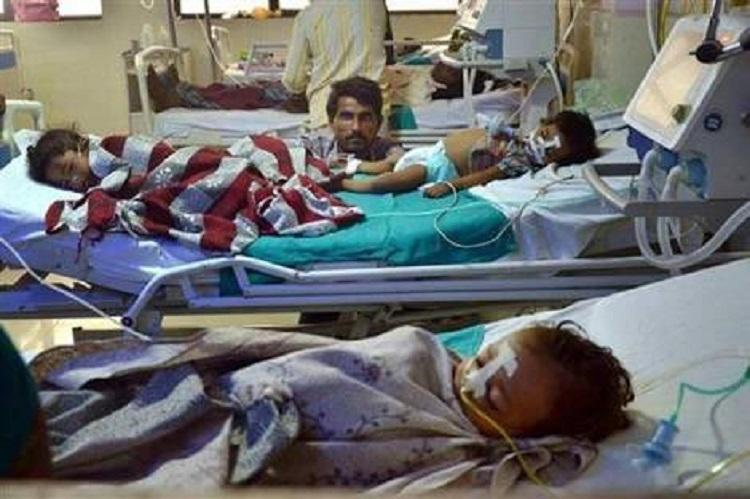 49 infant deaths in 30 days in UP District Magistrate and 2 medical officers transferred