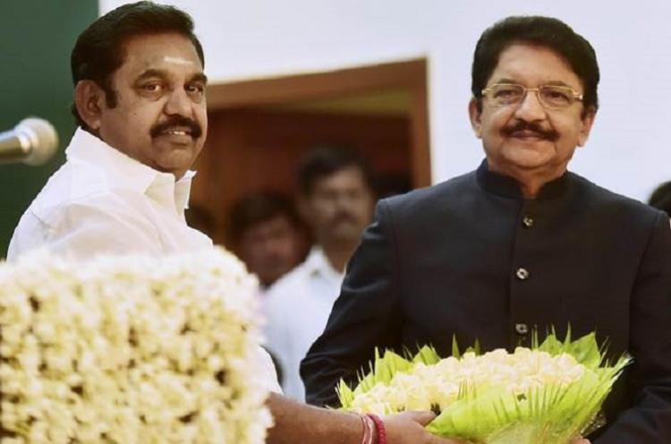 Thambidurai meets Guv, says AIADMK will complete its full term