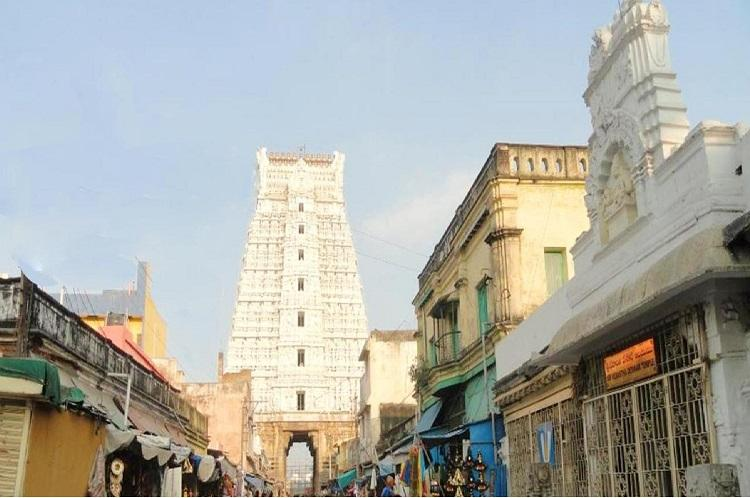 Tirupati temple crown theft Two months after crime one arrested