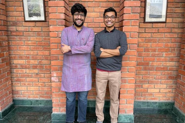 gradCapital Co-founders Prateek Abhishek