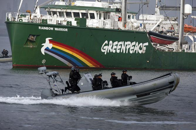 One more battle for Greenpeace India TN cancels NGOs registration