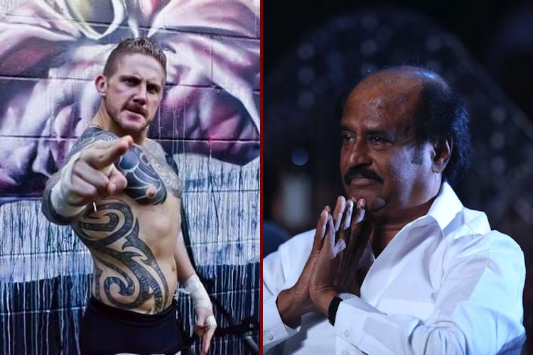 A Rajini fan this Hollywood stunt director will play villain in Ithu Vedalam Sollum Kathai