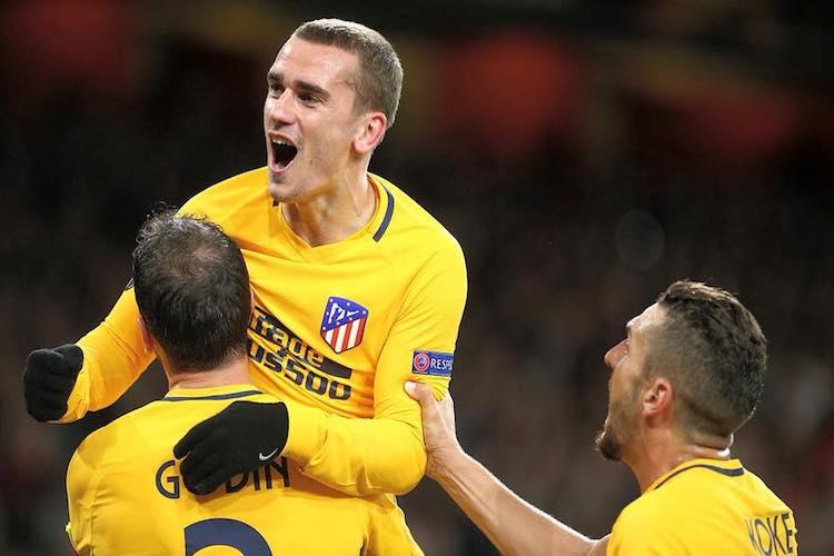 Griezmann shuns Barcelonas offer opts to stay at Atletico Madrid