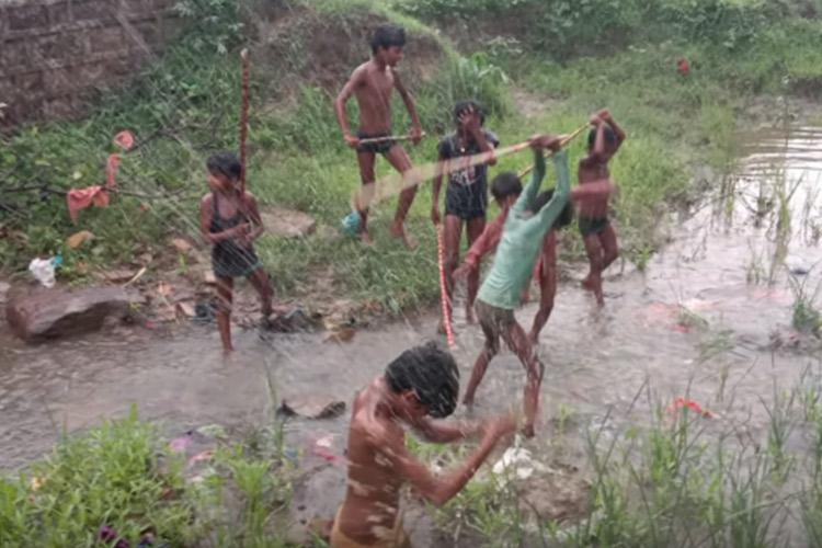 Why young boys beating up cloth dolls is a problematic age-old ritual in Uttar Pradesh