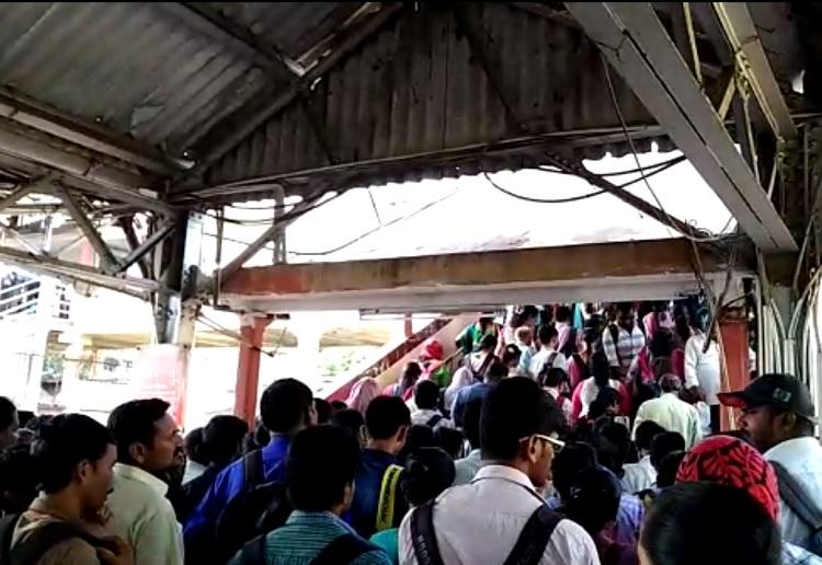 After TNM story Railways promises to look into overcrowding of Chennai Guindy station
