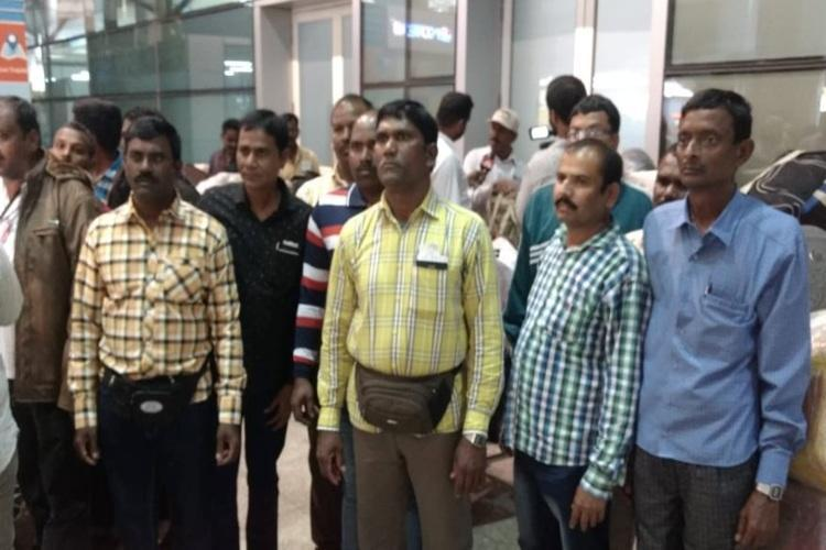 102 Telangana workers repatriated to India from Saudi 2 months ago await rehabilitation