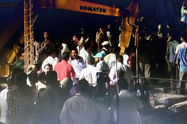 Seven workers killed after accident at construction site in Guntur