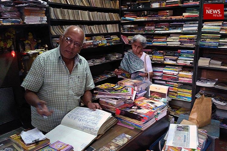 Started 65 yrs ago by a 10-yr-old this Bengaluru library retains an old world charm