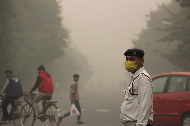 Delhi should follow Beijings example in tackling air pollution