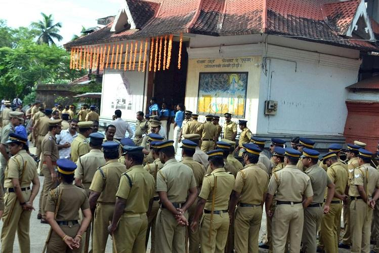 The Hindu must rise How the right wing is taking the temple route in Kerala
