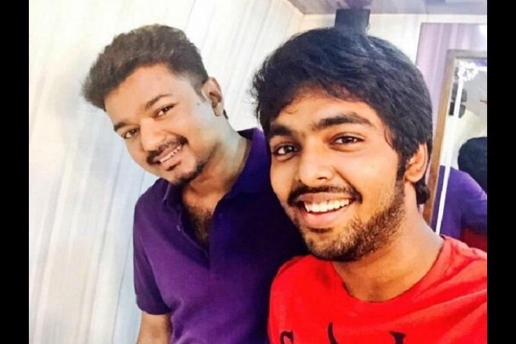 Vijay 61 will reunite Vijay and GV Prakash