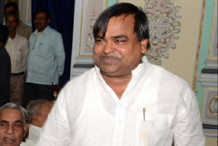 Rape accused former UP minister Prajapati arrested sent to 14-day judicial custody