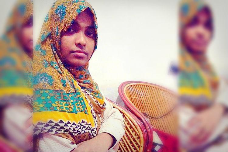 Hadiya flying to Delhi for SC hearing no train journey Her fathers lawyer tells TNM