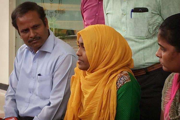 I dont know if college will be new prison Hadiya says she wants her rights