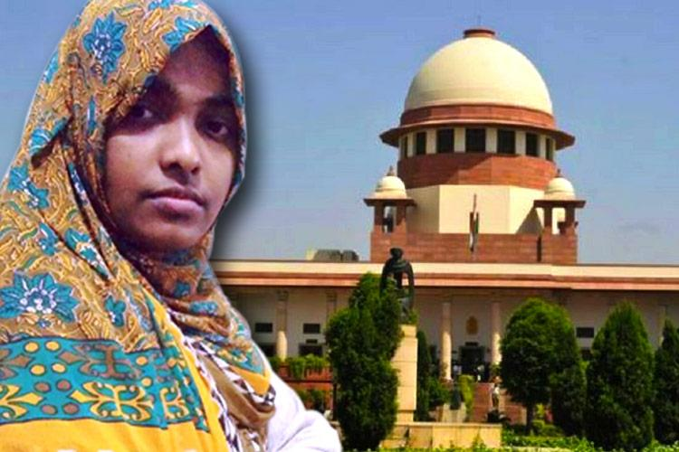 Hadiyas case What happened in Court Hall No 1 of the Supreme Court