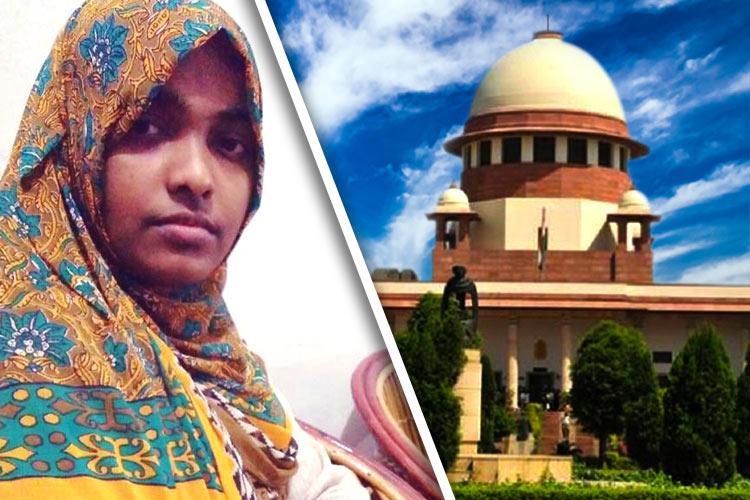 Hadiya says I want freedom SC sends her back to college