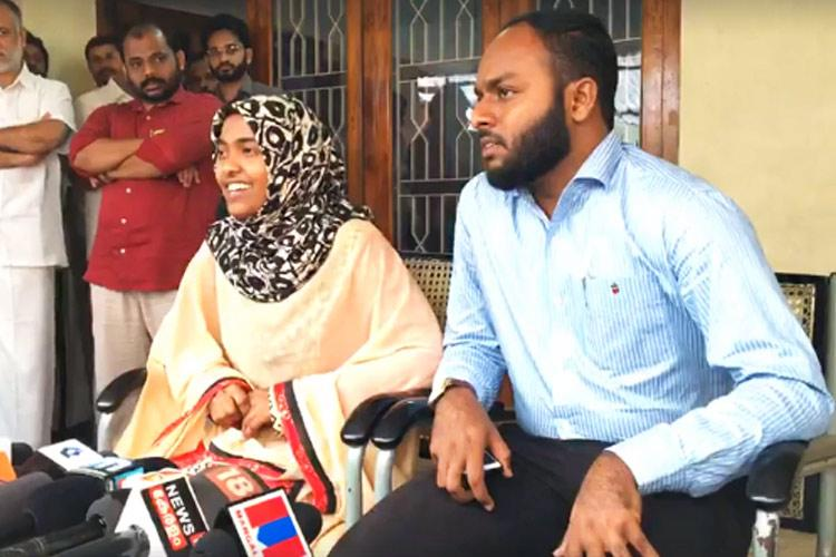 Hadiya's marriage restored