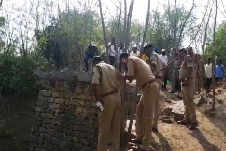 Telanganas well of horrors Another girls body recovered during probe into minors murder