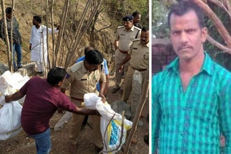 Death sentence for Telangana man who raped killed and buried 3 minors