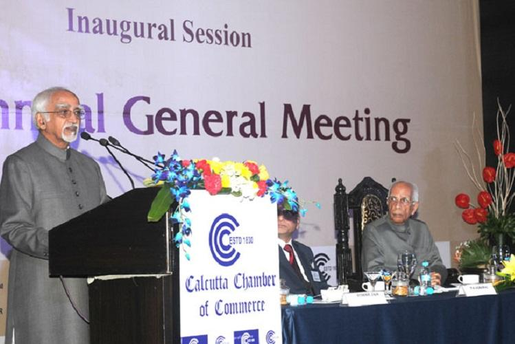 Vice-president Hamid Ansari calls for all-party meeting ahead of budget session to prevent washout