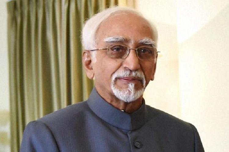 India turning into an illiberal majoritarian democracy Hamid Ansari