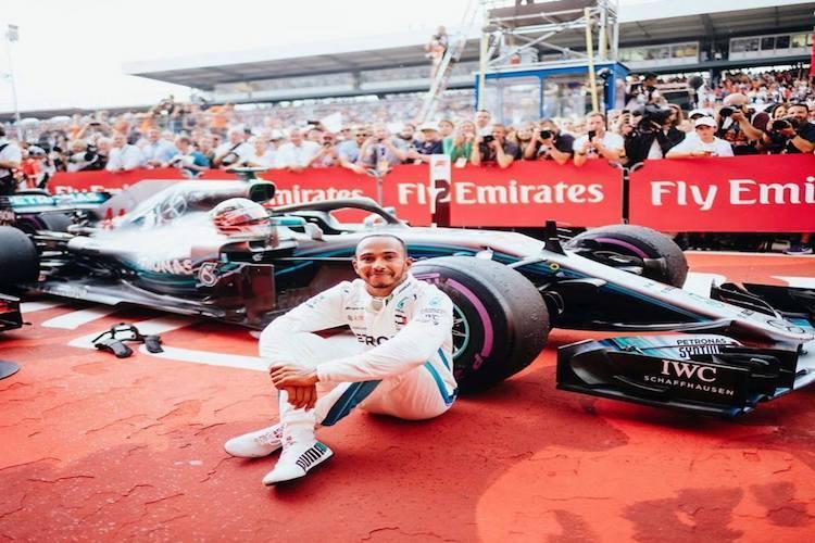 Lewis Hamilton wins Hungarian Formula 1 GP for sixth time