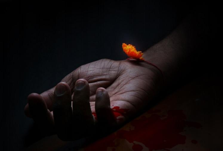 Ahuti in remembrance of the martyred A saffron twist to a murderous political tale in Kerala
