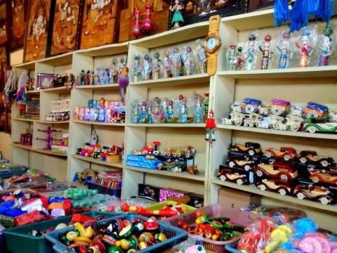 Tragedy of Channapatna the land of wooden toys in India