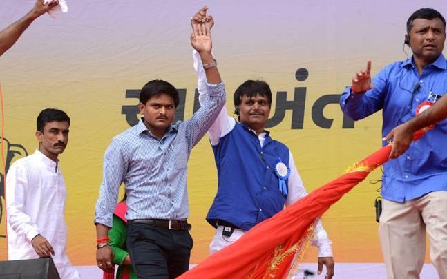 Hardik Patel vows to take reservation movement nationwide