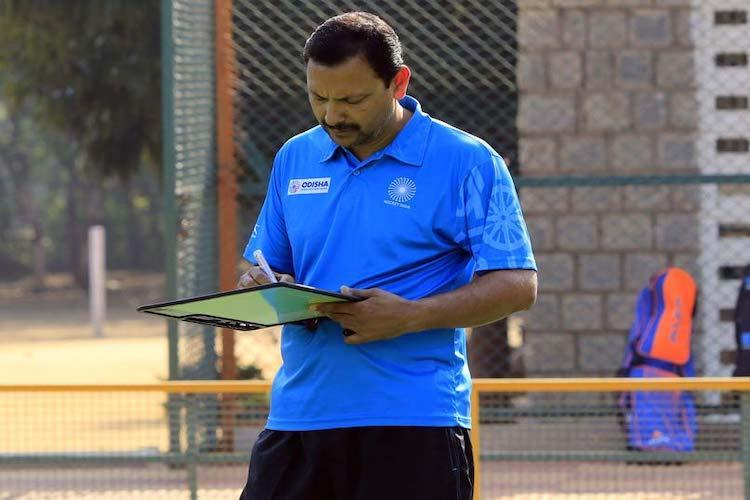 Harendra Singh removed as coach of mens hockey team reassigned to juniors