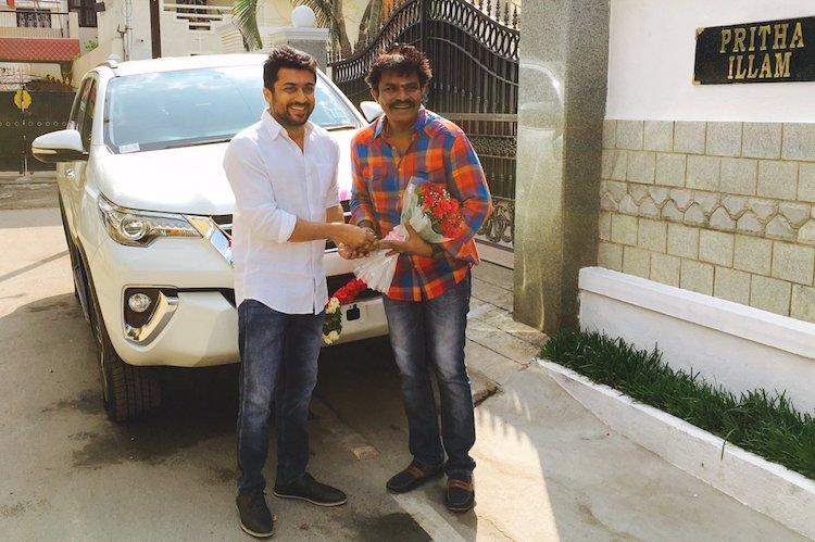 Suriya to team up with director Hari of Singam fame