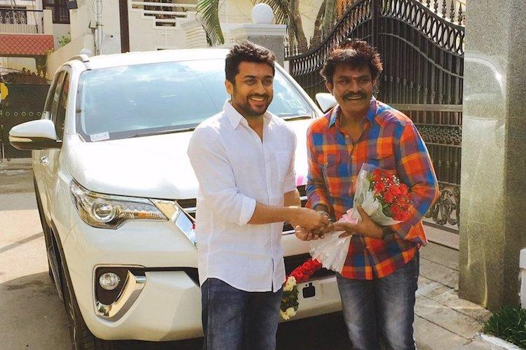Suriya to commence acting in director Haris project next
