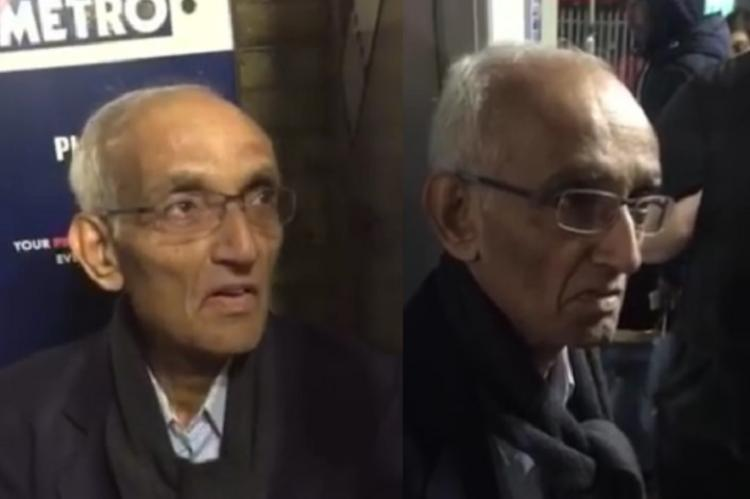 Journalist Hasan Suroor held in UK after anti-paedophilia groups sting posing as a 14-year-old girl