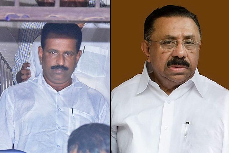 Arrested Kerala MLA need not resign Congress backs Vincent but removes him from party posts