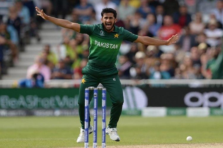 Pakistans Hasan Ali tweets cheering for Team India later deletes it