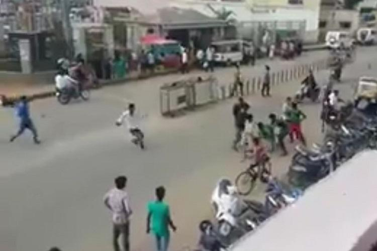 Tension in Hassan after ambulance driver who intervened in a fight was killed