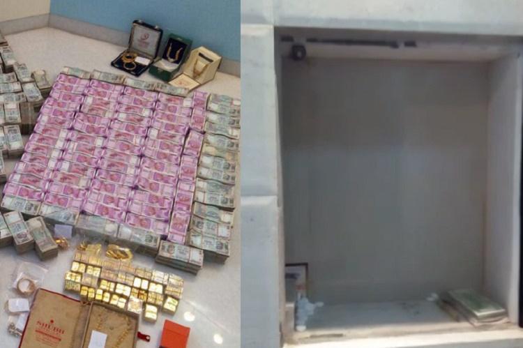 CBI arrests JDS politician KC Veerendra after Rs 57cr 28kg gold seized from his home
