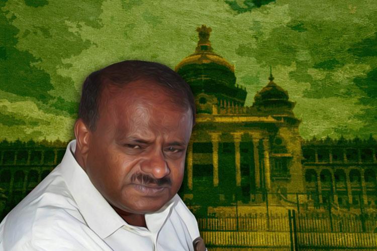 Will present full budget in July says Karnataka CM Kumaraswamy