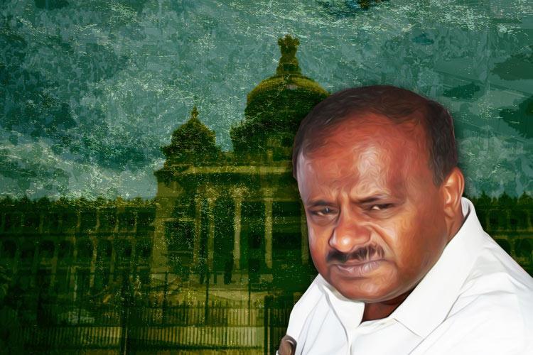Will Kumaraswamy break the curse of the Vidhana Soudha steps